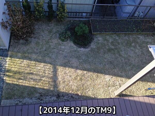 2014年12月のTM9の様子①